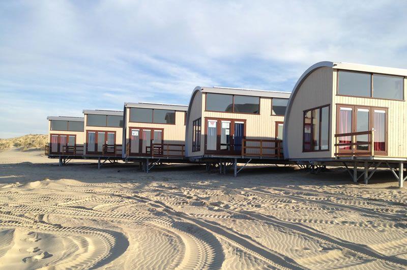Strandhäuser Vrouwenpolder Zeeland Familienurlaub