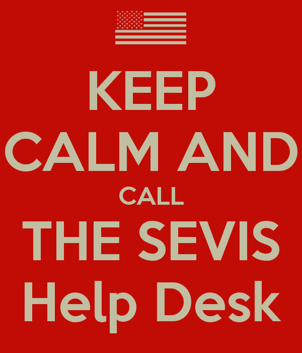 KEEP CALM AND CALL THE SEVIS Help Desk. Another Original Poster Design  Created With The Keep Calm O Matic. Buy This Design Or Create Your Own  Original Keep ...