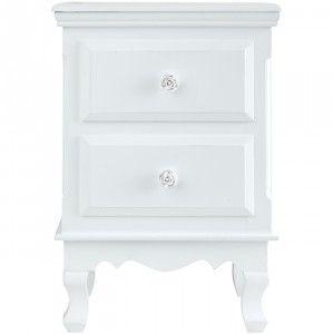 table de chevet 2 tiroirs muranu romantique table de chevet coiffeuse chambre