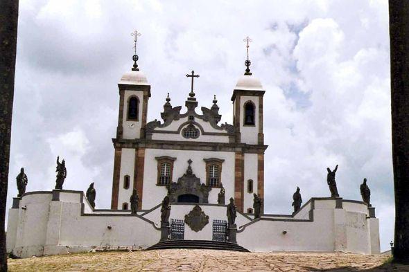 Brazil - Ouro Preto, Congonhas, Bom Jesus de Matosinhos
