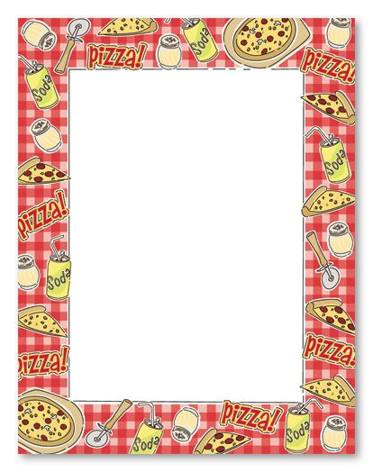 Free Printable Pizza Party Invitation Cards | Idéias | Pinterest ...