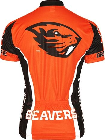 Adrenaline Promotions Oregon State Beavers Cycling Jersey