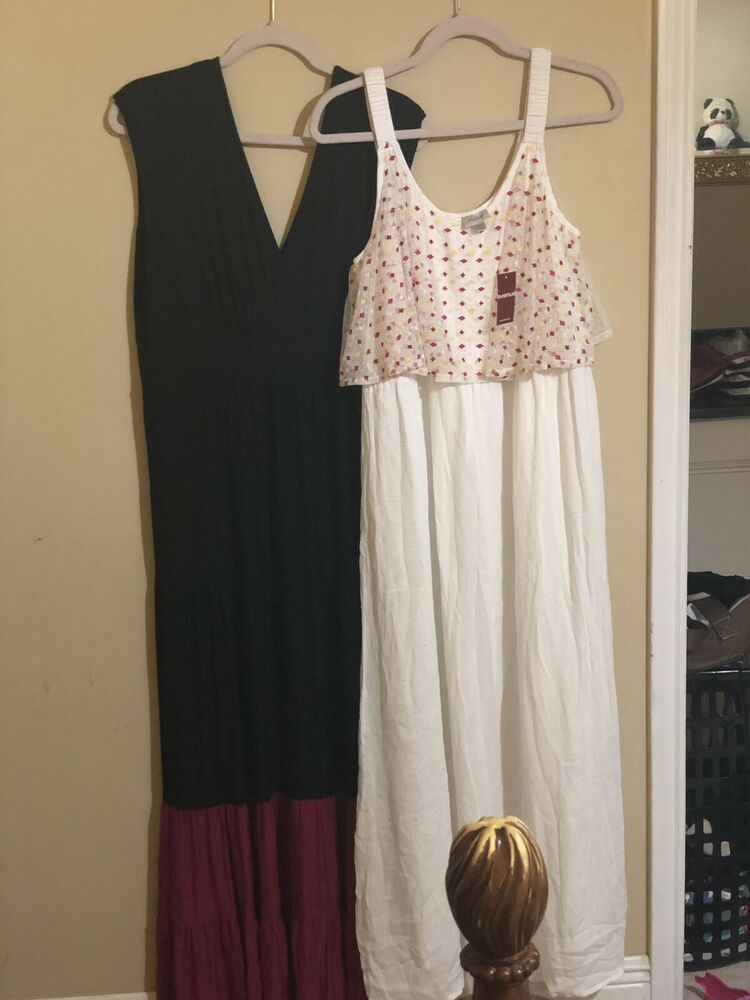 e96ce7041bb Avenue and Dillard s maxi dresses sleeveless 2 dress lot - dillards dresses   dillardsdresses  dresses