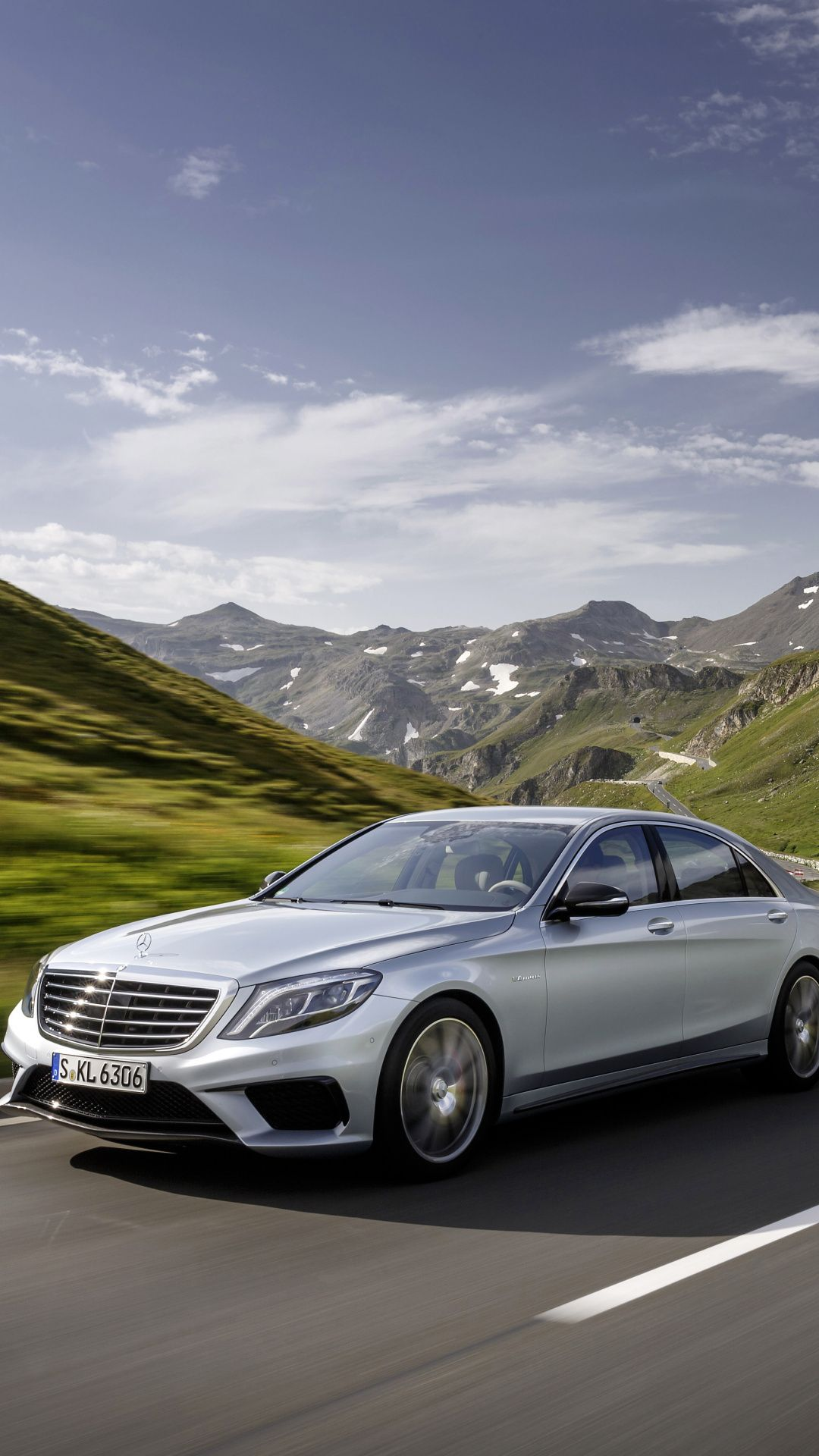 Wallpapers Mercedes Benz S Class Mercedes S63 Amg Personal