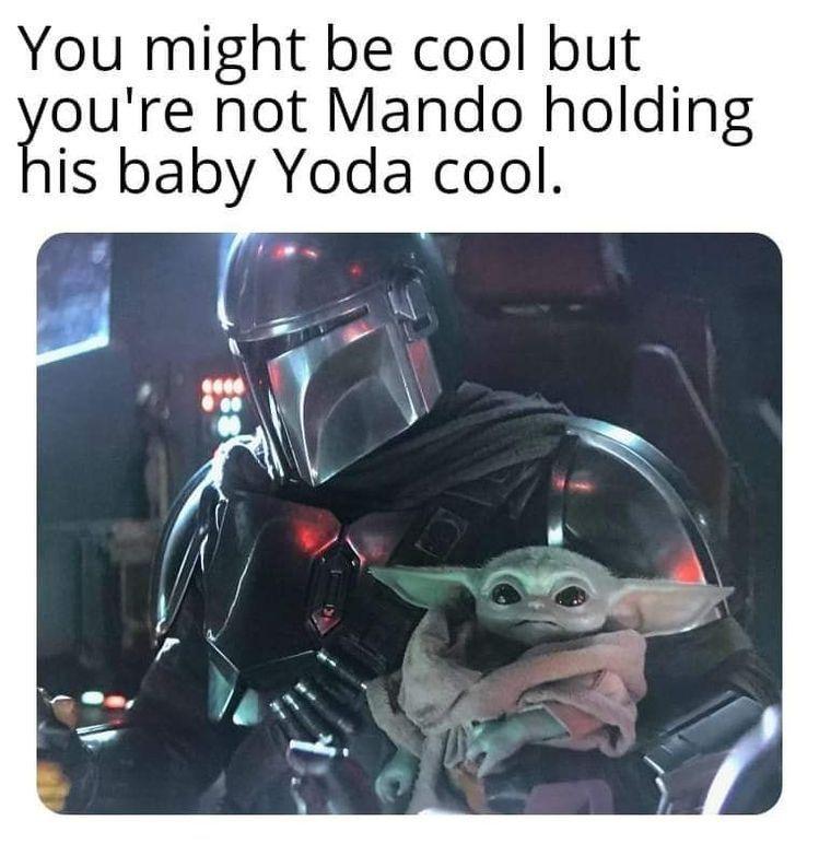 Baby Yoda Baby Yoda Babyyoda Star Wars Memes Star Wars Humor