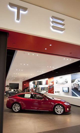 Tesla Offers New Way To Get A 1 000 Discount On A Model S Tesla Tesla Electric Car Tesla Car