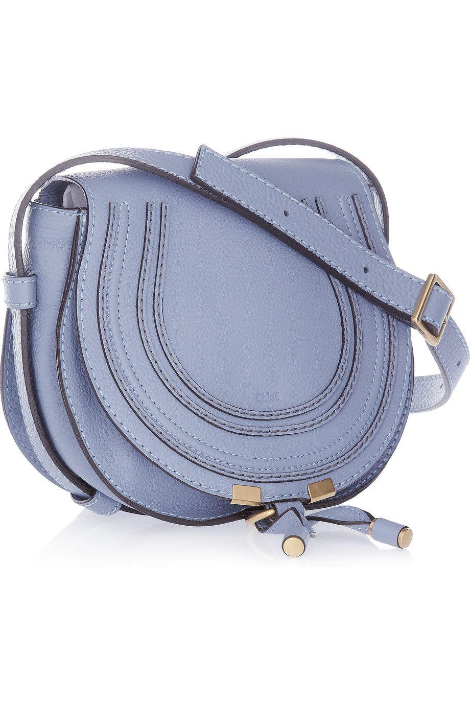 Chloé|Marcie Mini leather shoulder bag