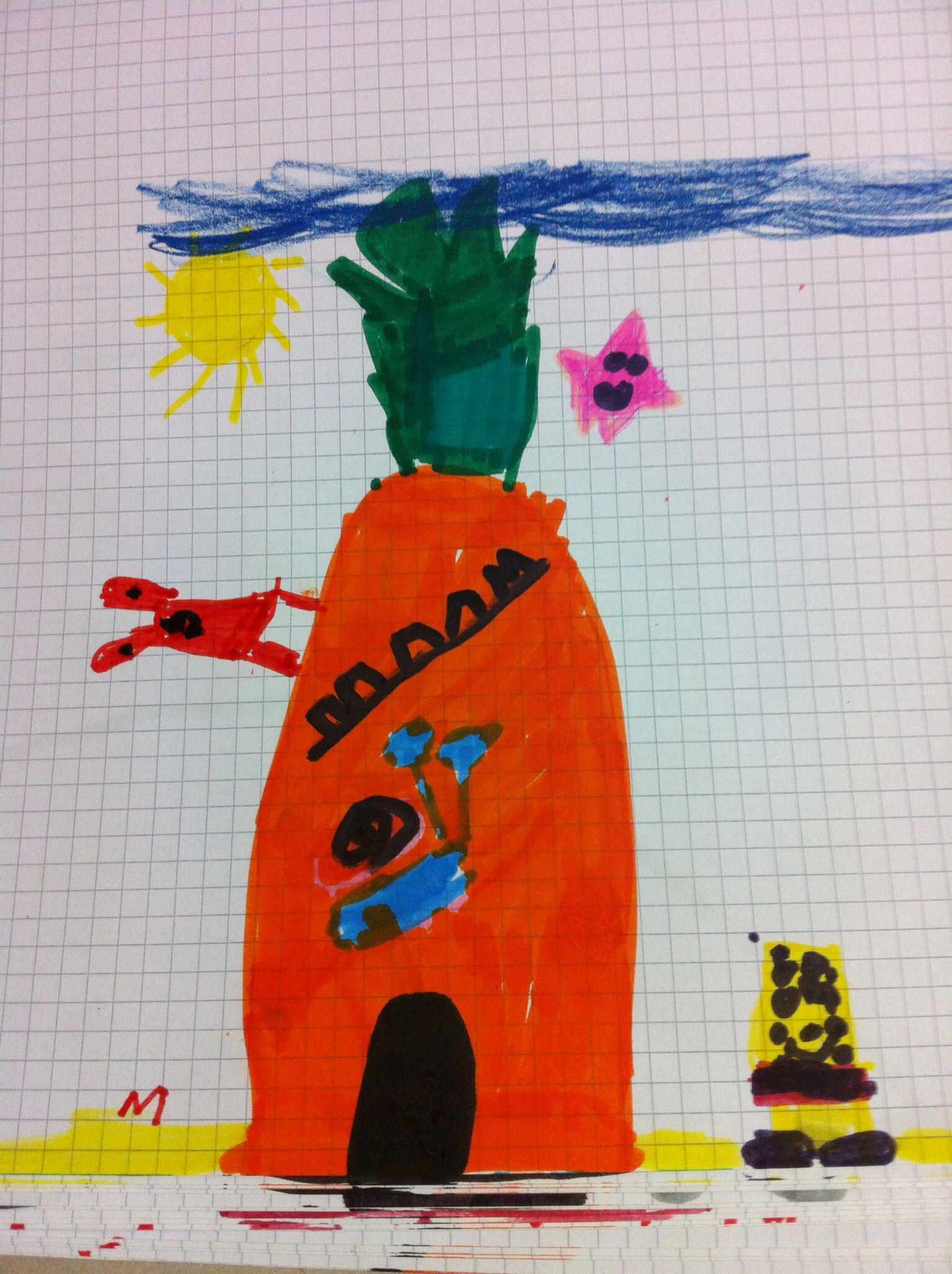 Spongebob by Tom