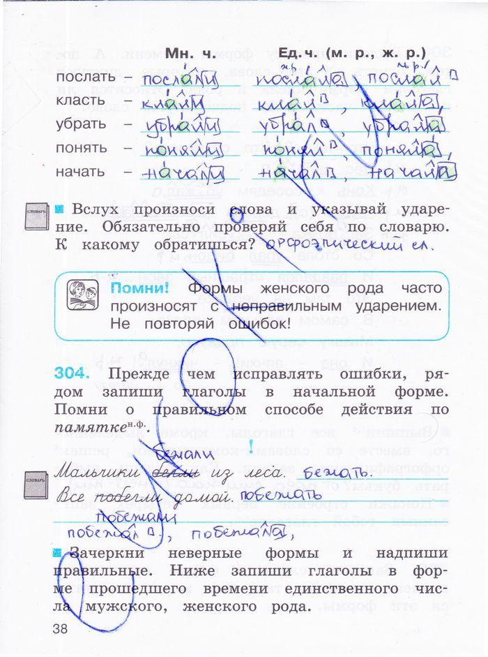 Гдз 2 класс по русскому языку соловейчик и кузьменко