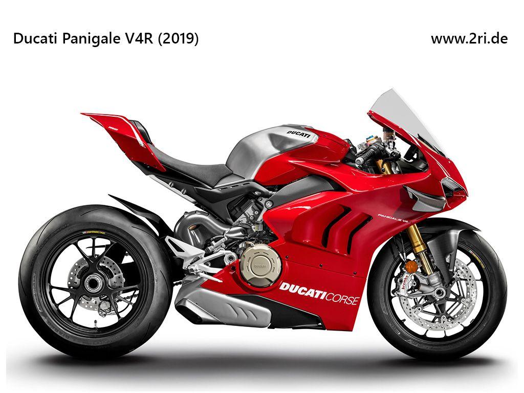 Ducati Panigale V4R (2019) #newferrari