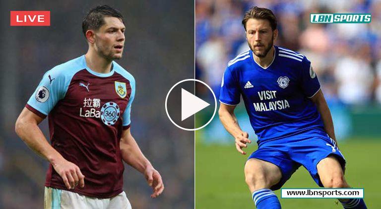 Burnley vs Cardiff City LIVE! Reddit Soccer Streams 13 Apr