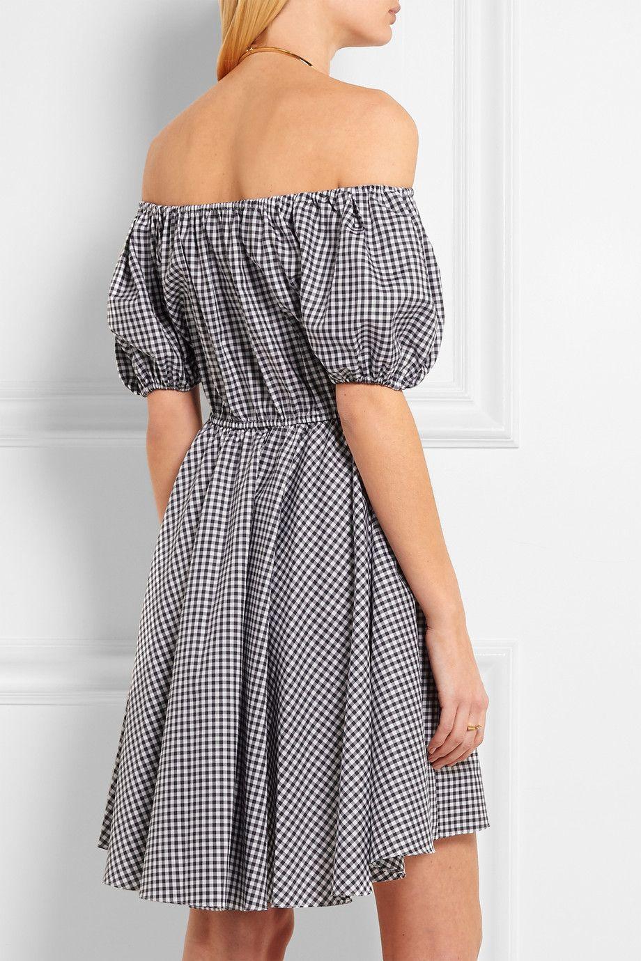 45++ Caroline constas bardot off shoulder dress ideas