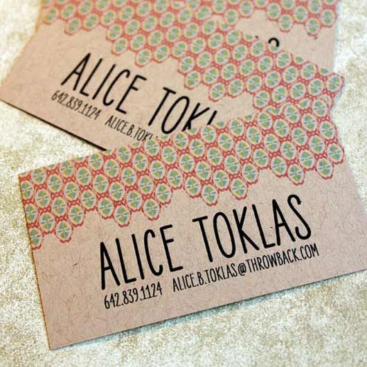 Recycled Paper Business Card Recycled Paper Business Cards Kraft Business Cards Calling Cards