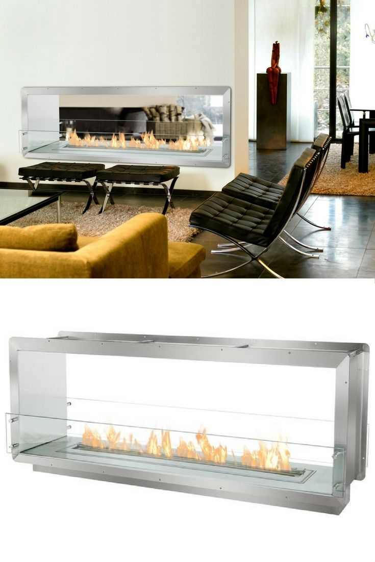 ignis ethanol paramount fireplace youtube watch eco feu by sided