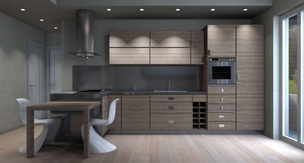 Risultati immagini per cucina divano tavolo | Piccole cucine ...