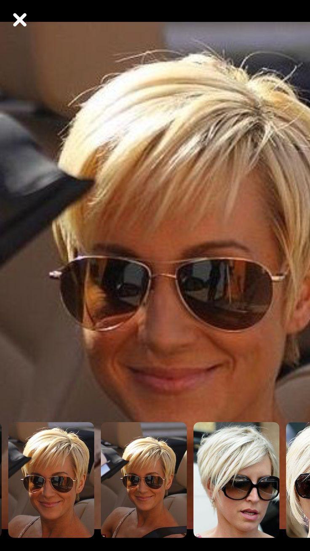Dünnes haar kurzhaarfrisuren damen blond Blonde Kurzhaarfrisuren