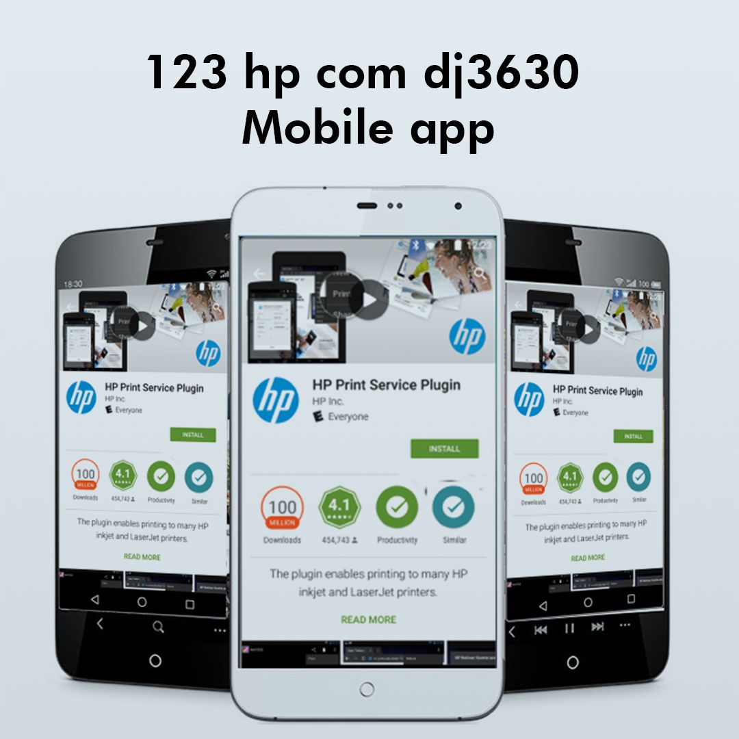 HP DeskJet 3630 Printer Apps – Now you can easily print the things