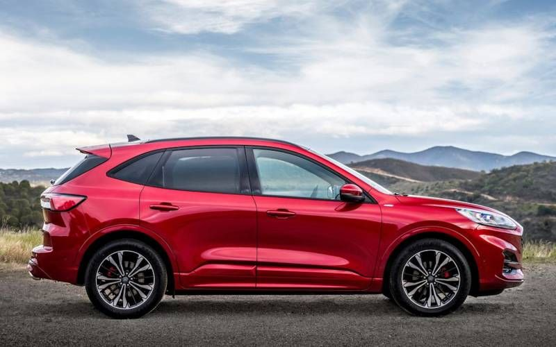 Ford Kuga St Line 2020 In 2020 Ford Kuga Ford Ford Models