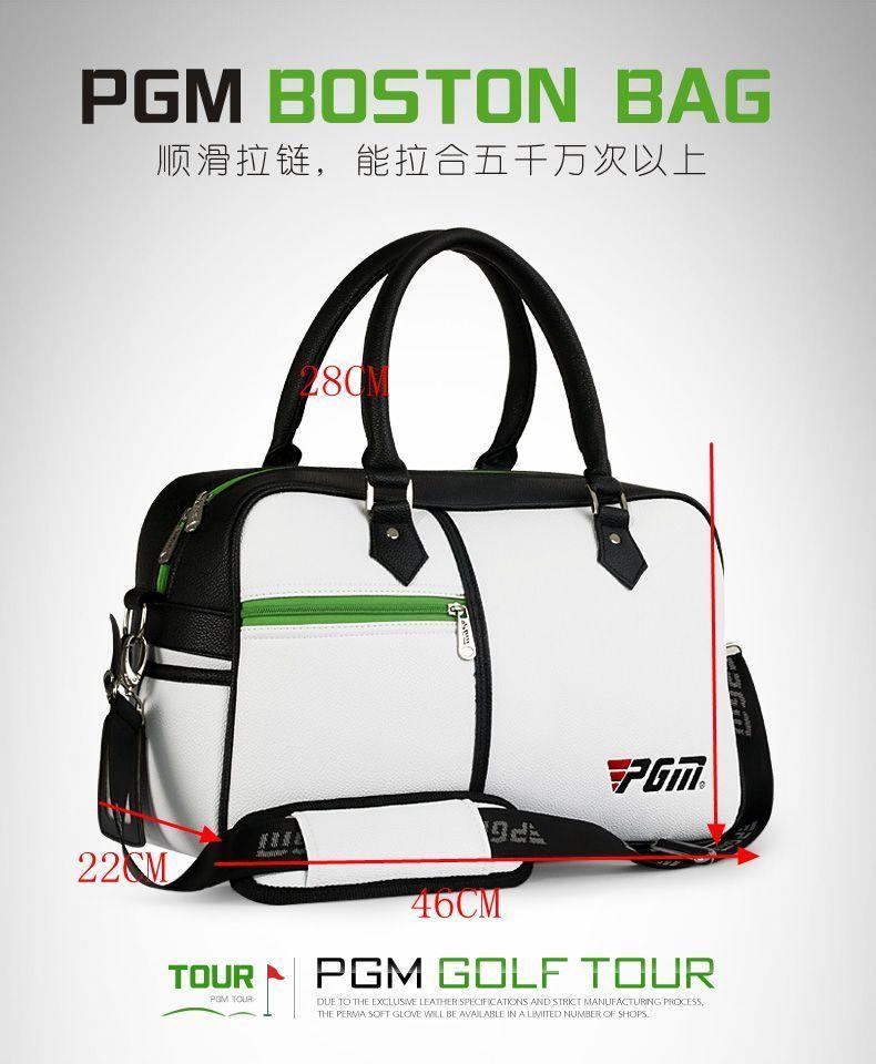 9da2194ad2d1 Sizzling!PGM Golf Bag Golf Garments Bag Males & Girls Footwear ...