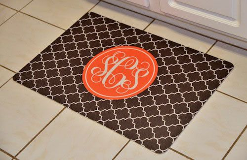 Personalized Comfort Mat Clover Design Your Own Dream Casa Kitchen Comfort Mat Kids Rugs Home Decor Shops