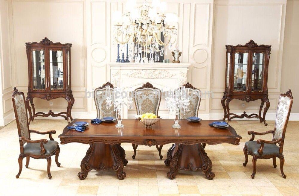 Muebles de Cocina ejecutivo, Mesa de comedor y Sillas/Juego de Lujo ...