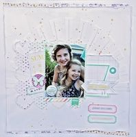 A Project by krissyclarkmckee from our Scrapbooking Gallery originally submitted 01/08/14 at 10:33 AM