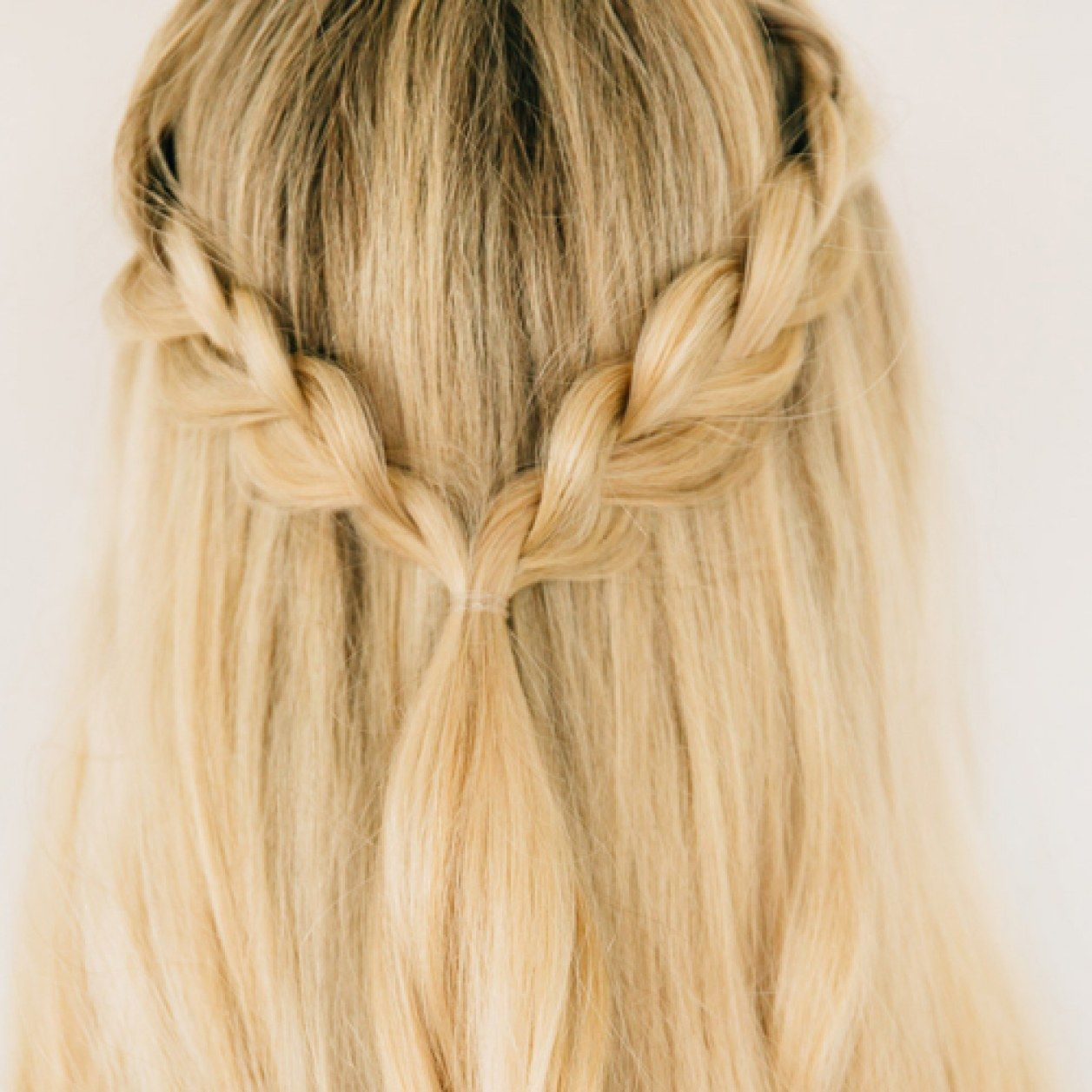 3 simple braided hairstyles that go fast and look great # simple hairstyles … - therezepte sites