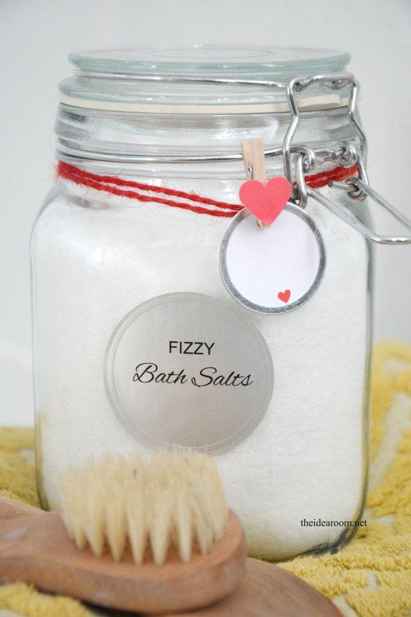 Fizzy Bath Salts