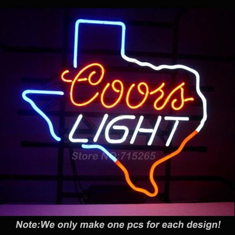 New Texas Lone Star Bar Beer Neon Light Sign 17/'/'x14/'/'