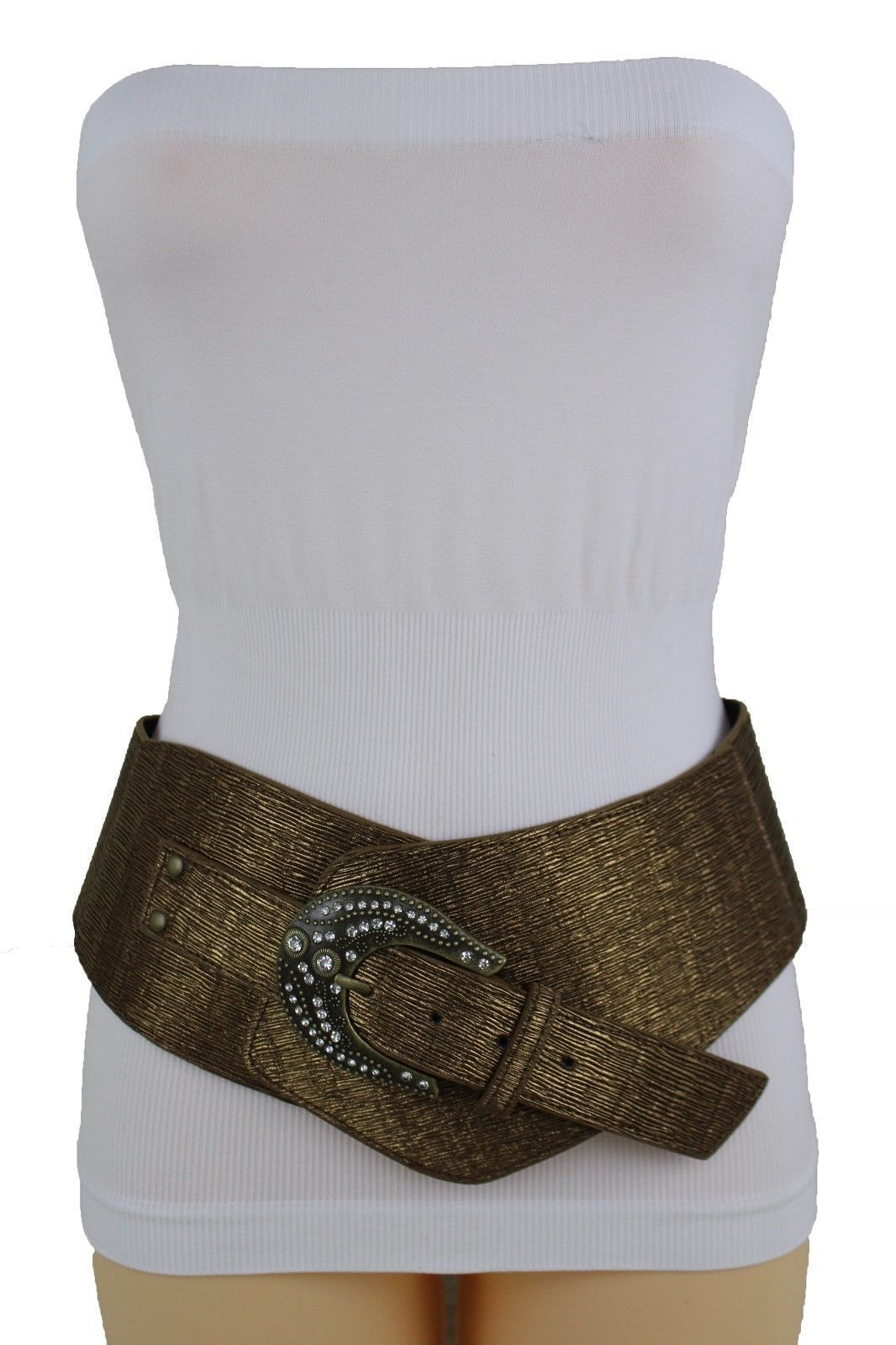 654fd84df481 Trendy, Fashion, Classic, Unique, Chic Jewelry Accessory - Metal Stud Extra  Wide Belt There Are 3 Colors 3 Sizes To Choose From You Are Buying One Belt:  ...