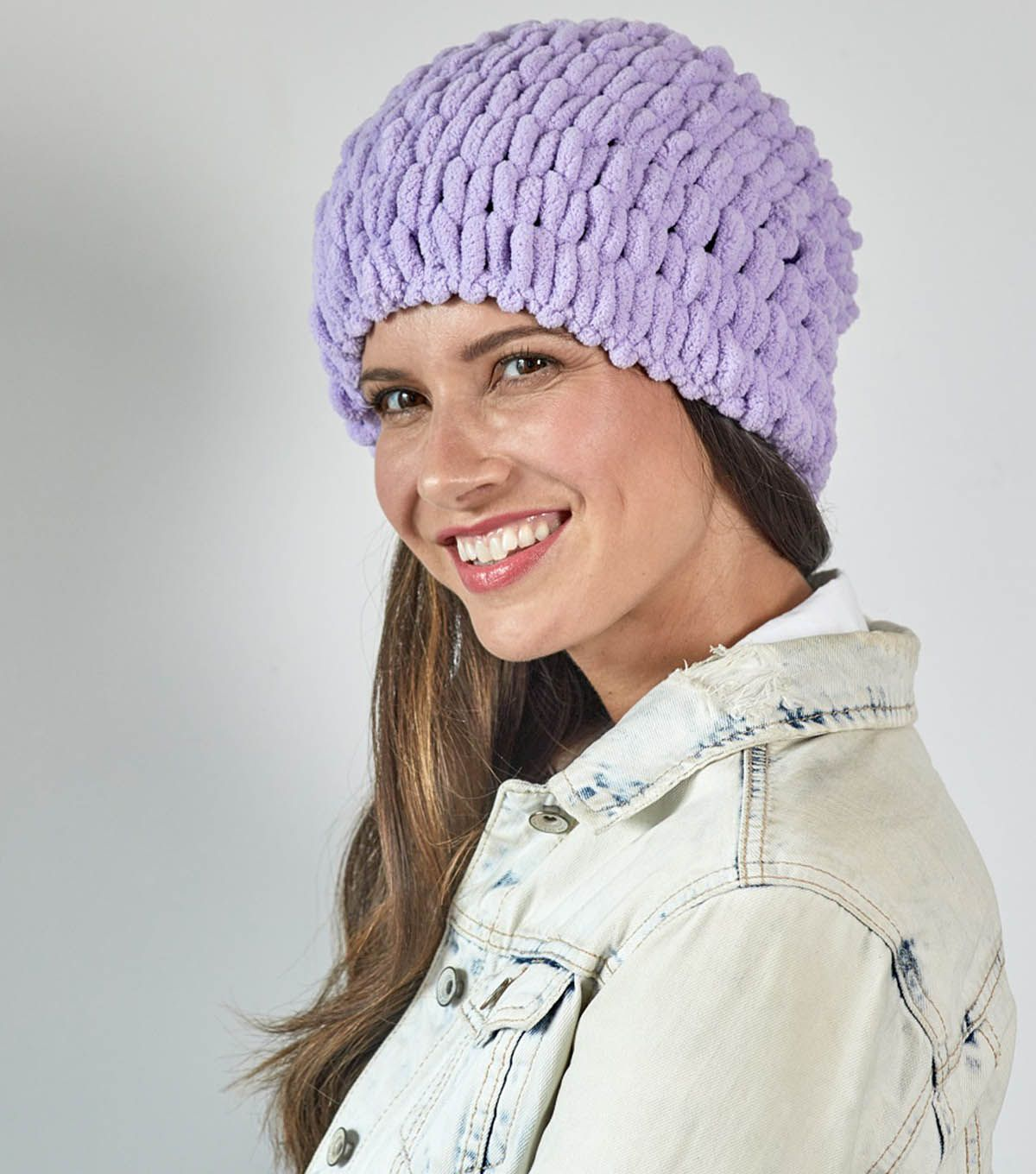 How To Make A Finger Looping Beanie Sewing