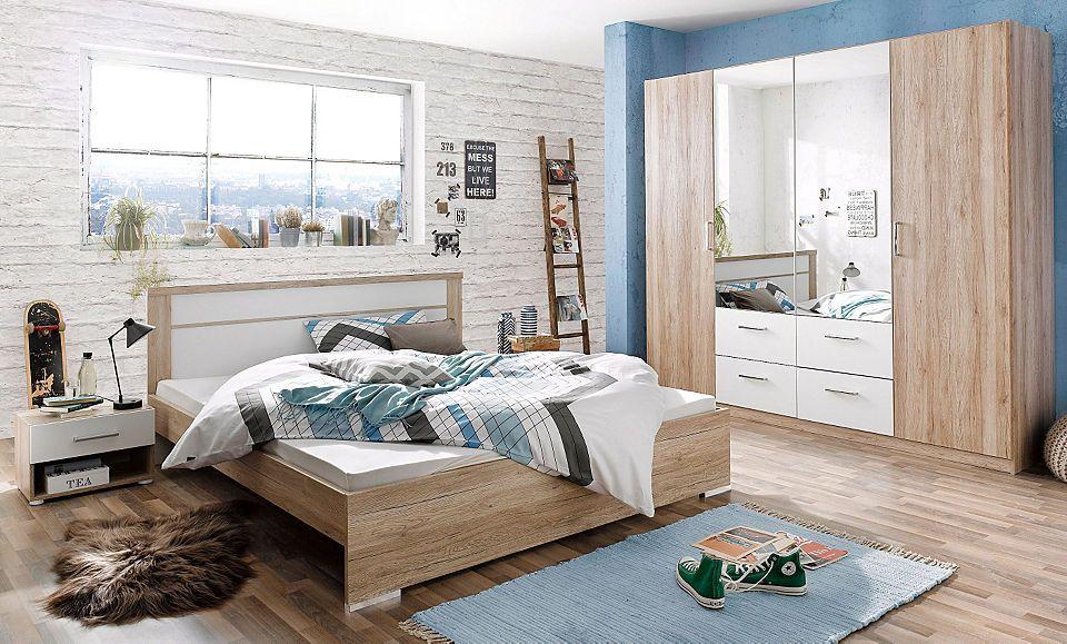 rauch Schlafzimmer-Set (4-tlg) Jetzt bestellen unter https - schlafzimmer massiv komplett