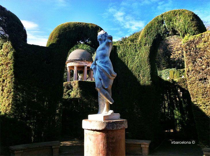 statua Parco del Labirinto di Horta