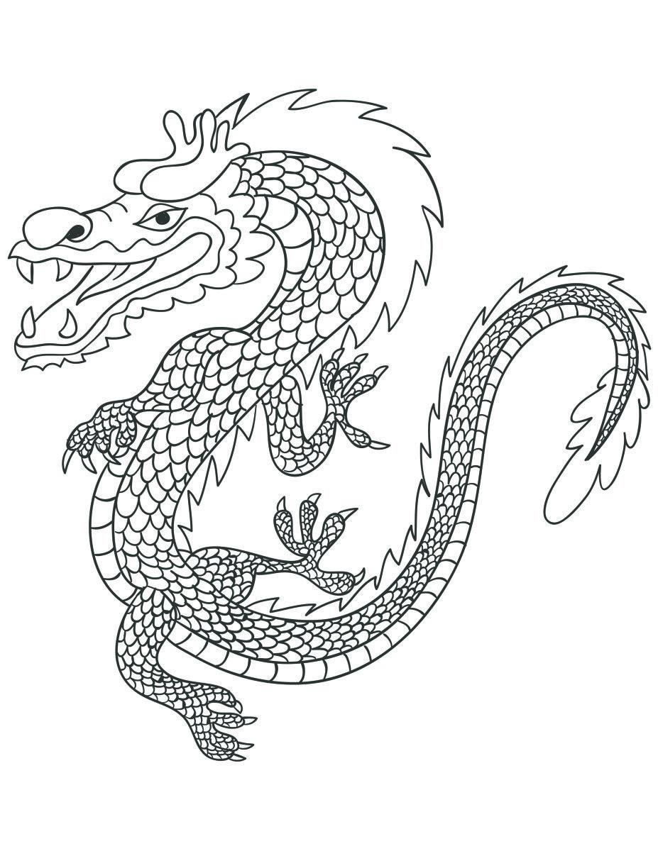 Épinglé sur Animaux fantastique, Dragon - Licorne - Phoenix / Pages coloriage pour adulte coloring