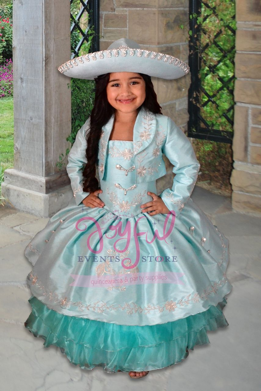 Vestidos De Nina Charra Para Presentacion De 3 Anos Charra