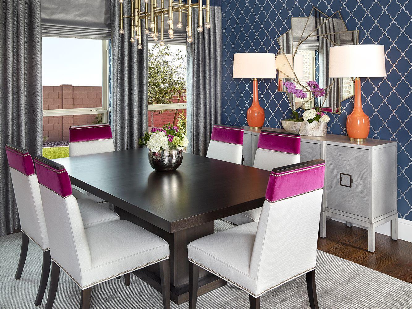 Interior Design Dallas Dining Room by Barbara Gilbert ...
