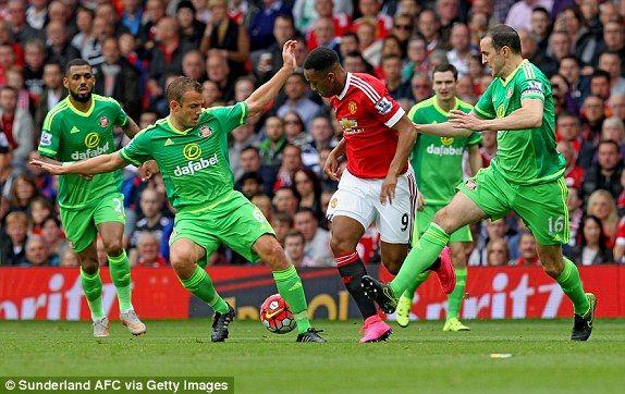 Manchester United Vs Sunderland 26 9 15 Highlights Watch Online Match Free Sunderland Sunderland Afc Online Match