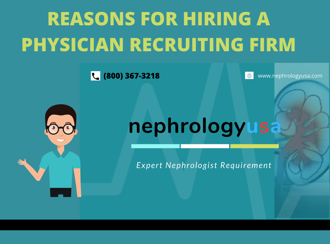 REASONS FOR HIRING A PHYSICIAN RECRUITING FIRM in 2020