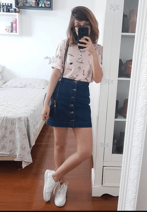 Teenage Fashion 2019 – 18 Fabulous Outfits for Teenage Girls