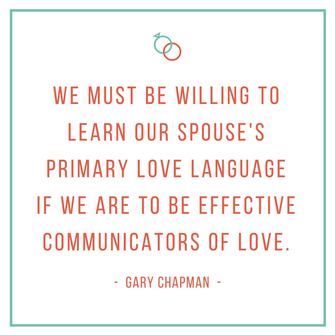 Love Languages Part 1 Understanding