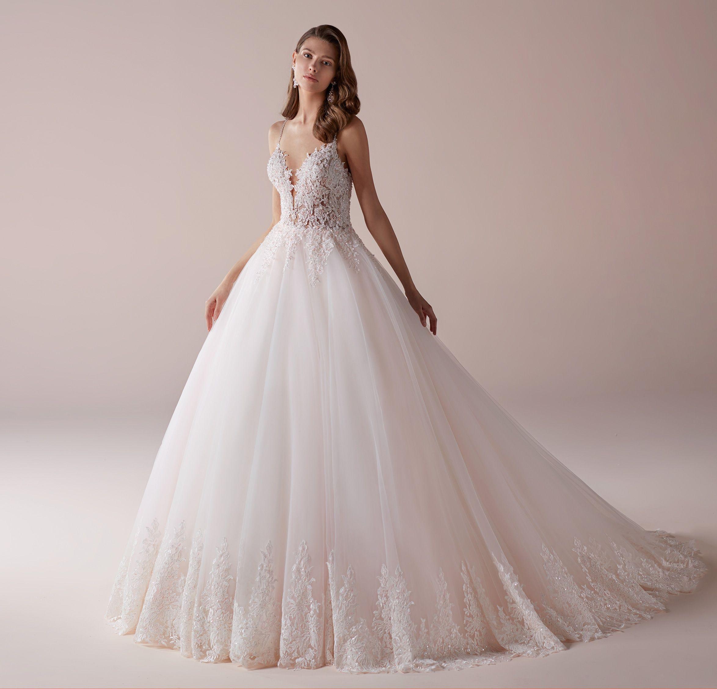 Moda Sposa 2019 Collezione Romance Roab191111 Abito Da Sposa Nicole Wedding Dress Outlet Wedding Dresses Bridal Wedding Dresses