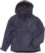 Didriksons Norba Emboss Junior Jacket  Super jakke på tilbud på Didriksonsshop