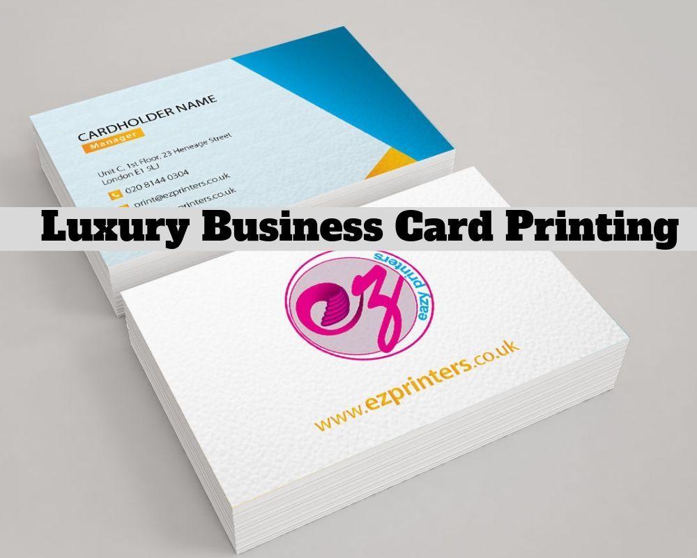 Luxury Business Card Printing Printing Business Cards Luxury Business Cards Business Cards