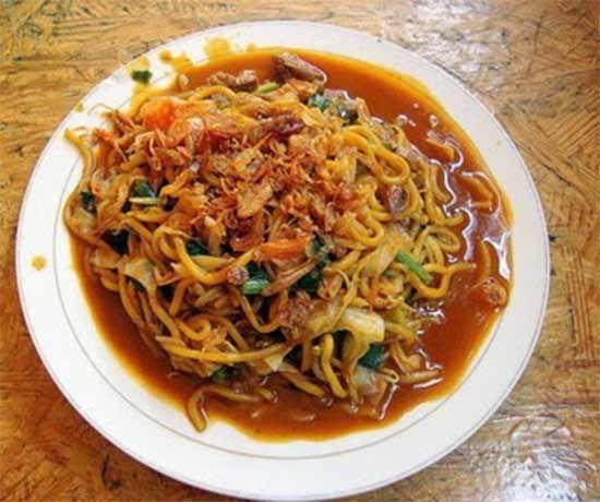 Cara Membuat Makanan Tradisional Mie Godog Khas Jawa Resep Resep Masakan Makanan