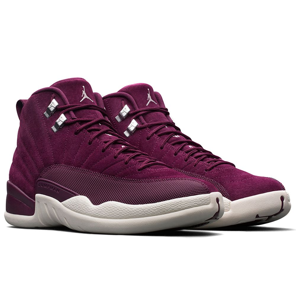 d8438604d72 Nike Air Jordan 12 Retro (130690-617) Bordeaux USD 200 HKD 1570 Pre Order  and Release on 16 Oct  solecollector  dailysole  kicksonfire  nicekicks ...