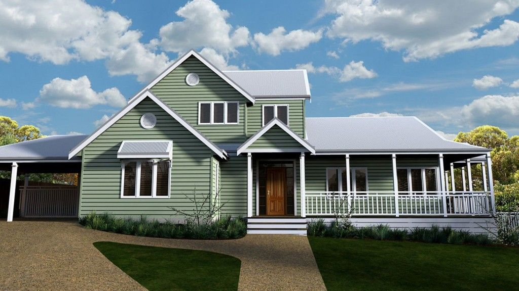Emerald House   Storybook Designer Kit Homes Australia