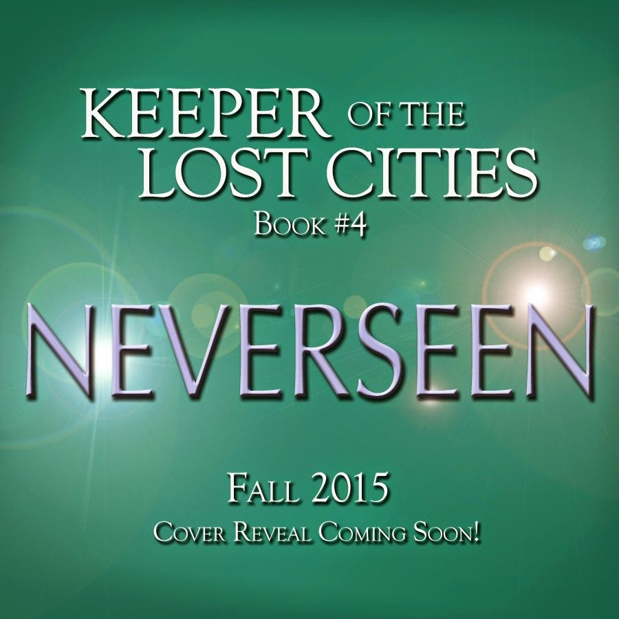 The Title For Keeper Of The Lost Cities #4 Has Been Revealed!