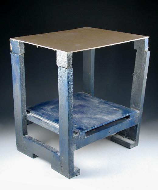 Syd Barrett Self Made Side Table