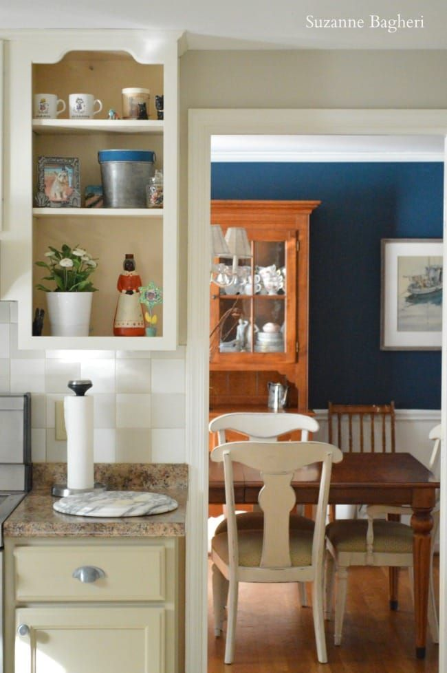 My Painted Kitchen Reveal Includes Newly Cabinets In General Finishes Milk Paint Walls
