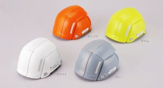 collapsible safety-bloom-helmet